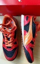 NEUVES baskets PUMA taille 36 rouge orange SUPERBES