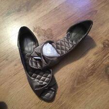 Dorothy Perkins Patternless Peep Toe Heels for Women