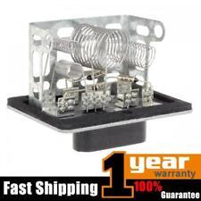 RU344 HVAC Blower Motor Regulator Resistor For GMC Jimmy Sonoma 15-71991 15-8770