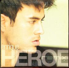 ENRIQUE IGLESIAS - HEROE (REMIX) - MEXICAN PROMO CD SINGLE 2 TRACKS