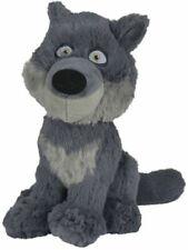 Masha and the Bear, the Wolf soft plush toy figure, 19 cm, Simba