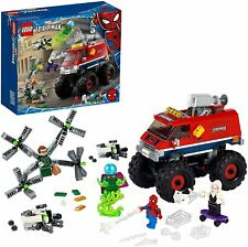 Lego Super Heroes Marvel Spider-Man's Monster Truck vs Mysterio