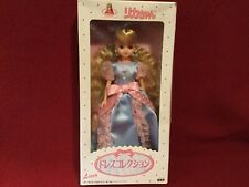 1993 Takara Licca Japanese Barbie style Doll in box never removed