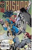 X-Men Limited: Bishop #2 VF Marvel Comics January 1995