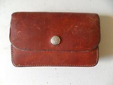 Vintage Bucheimer #55 Leather Ammo Pouch