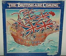 (SHRINK) THE BRITISH ARE COMING VARIOUS VINYL LP RECORD (1983) RELIGIOUS