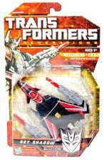 Transformers Generations Deluxe Class Sky Shadow Black Shadow MISB