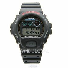 Casio Sport Digital Mens G Shock Black Watch Dw-6900-1v