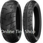 Shinko 009 Raven Motorcycle Tire Set 120/60-17 170/60-17 120/60zr17 170/60rz17