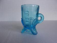 Greentown Dewey Blue Mug