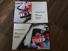 JP Performance IronForce by RING POLICE Porsche 911 GT3 R Autogrammkarten Set