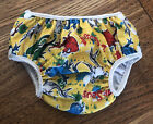Bumkins Dr. Seuss Adjustable Baby Swim Diaper One Fish, Two Fish Size 16-30 lbs