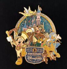 Disney WDI HKDL Hong Kong Disneyland 1st Anniversary Jumbo LE 500 Box Pin