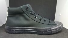 189916033306 Converse classic Men s All Star CT Street Mid Top Black White Sneakers-size  9