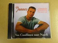 CD / JANNES - VAN CASABLANCA NAAR NAPOLI