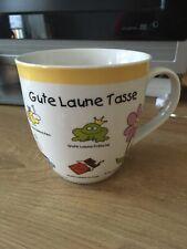 Tasse groß Gute Laune Tasse H11,3cm