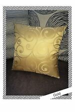 Accent Home sofa Unique Gold decorative throw case cushion pillow cover
