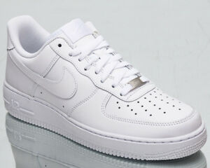 Nike Air Force 1 '07 Men's White Low Athletic Casual Lifestyle Sneakers Shoes