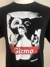 Warner Brothers 100% Cotton Vintage Mens Large Gremlins Gizmo Shirt Black