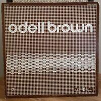 Odell Brown Rare 1974 Paula Records Pressing Jazz Funk Vinyl LP