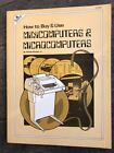 Sams How to Buy & Use Minicomputers & Microcomputers by W. Barden Jr 1st Edition picture