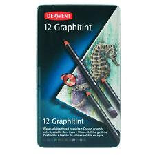 Derwent Graphitints 12 Pencil Tin Set