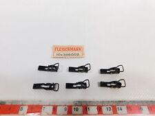 CH251-0,5# 6x Fleischmann H0 386002 Kupplung/Bügelkupplung für Rola, NEUW