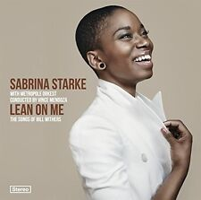 SABRINA STARKE - LEAN ON ME-THE SONGS OF BILL WITHERS 2 VINYL LP NEW+