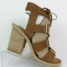 Dolce Vita Women's Witley Heeled Sandal /Brown / Size 9 US