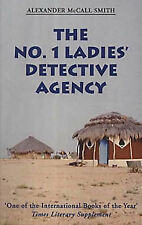 No.1 Ladies' Detective Agency by Alexander McCall Smith (Paperback, 1998)