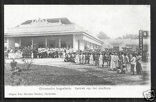 Pasoeroean Pasuruan Chinese Funeral Java Indonesia 1899