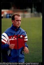 Mario Basler SUPER AK foto il Bayern Monaco 1996-97 (3) ORIG. firmato