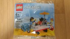 LEGO 40078 Creator : Hot Dog Stand, New in Seaed Polybag, city, bicycle