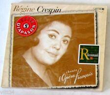 REGINE CRESPIN - CHANTE L'OPERA FRANCAIS - CD Sigillato