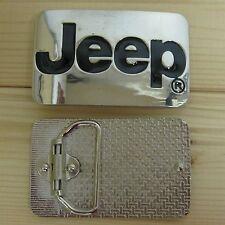 Jeep car belt buckle
