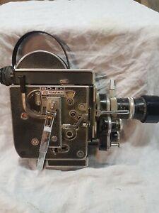 Cinepresa, camera, marca Bolex modello H8 Reflex