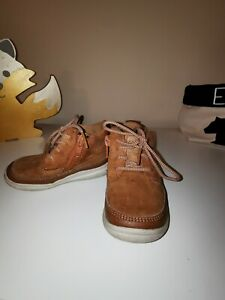 Baby Boy Clark Shoes Size 4.5