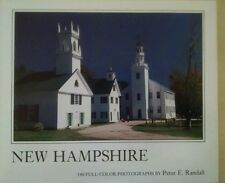 New Hampshire: 180 Full Color Photographs by Peter Randall - NEW CONDITION