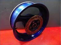 Jante roue arriere SUZUKI 1000 GSXR 1993 - 1994 - 1995 / Piece Moto