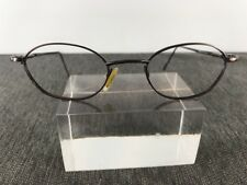 Hush Puppies Eyeglasses HP336 Kenmark 45-19 130 Bronze Oval Flex Hinge 682