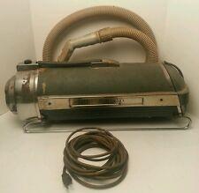 RARE Vintage Electrolux-The Jurisko? Canister Sled Vacuum W/ Hose & Cord works