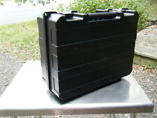 Luggage Airplane Carry-on Travel Case is sturdy plastic, inexpensive w/shipping.