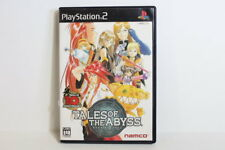 Tales of The Abyss Scratches PlayStation 2 PS PS2 Japan Import US Seller