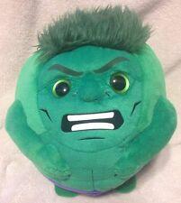 "The Incredible Hulk Ty Beanie Balls Plush Ball 9"" Marvel Avenger Stuffed Ball"