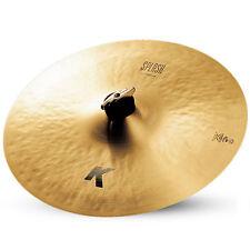 "Zildjian K0859 12"" K Splash Crash Drumset Cast Bronze Cymbal Dark Sound - Used"