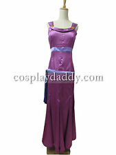Princess Megara-Hercules Dress Movie Cosplay Costume L005