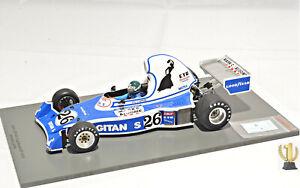 1:18 Spark 18S220 Ligier JS5, Long Beach Gp 1976, Jaques Laffite #26