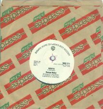 """GEORGE BAKER - ROSITA/ MAMA'S COAT ( SOUTH-AFRICA WHITE LABEL PROMO 7""""PS 1977"""