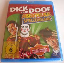 Dick und Doof - Abenteuer im Spielzeugland (2014) Special Edition