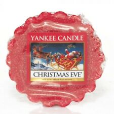 yankee candle wax melts Christmas Eve New